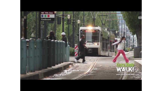 Public Transit: Walkable Cities