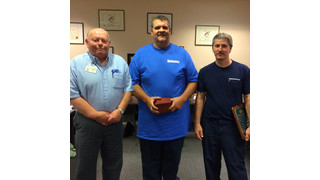CCTA Employees Recognized for Service Milestones