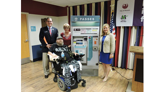 Changes to Light Rail Fare Vending Machines Help Veterans, Disabled