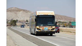 BYD Bus Completes Marathon Ride for AVTA