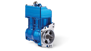 Voith's Two-Stage Air Compressors Increased Power and Reduced Fuel Consumption