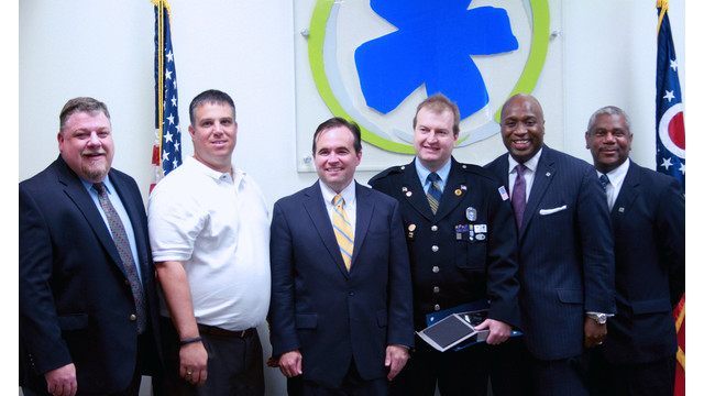 Metro Bus Operator Honored for Rescuing Residents During Fire