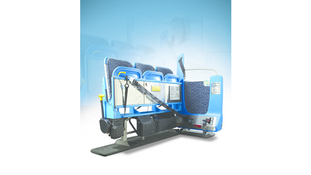 Advanced Seating Solutions for All Transit Applications