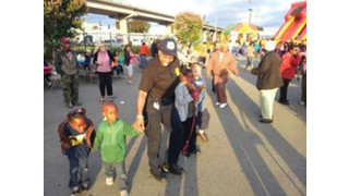 BART Police Host National Night Out Events