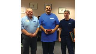 CCTA Employees Recognized for Service Milestones