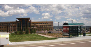 Mountain Metropolitan Transit Begins Service to New VA Clinic on Opening Day