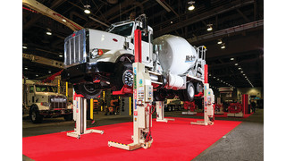 Stertil-Koni ST 1085 Mobile Column Lifts Now Shipping with Adjustable Forks as Standard