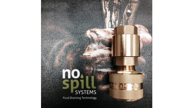 No-Spill Systems Introduces the new ¾ inch version of it's Speed Click Clicker