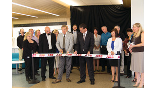 Ribbon Cuttings at Wisconsin Sites of ABB Mark Completion of New Construction and Renovation of Facilities