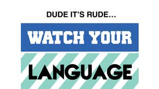 SEPTA Launches 'Dude Its Rude' Passenger Etiquette Campaign