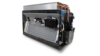 Thermo King Displays HVAC Solutions