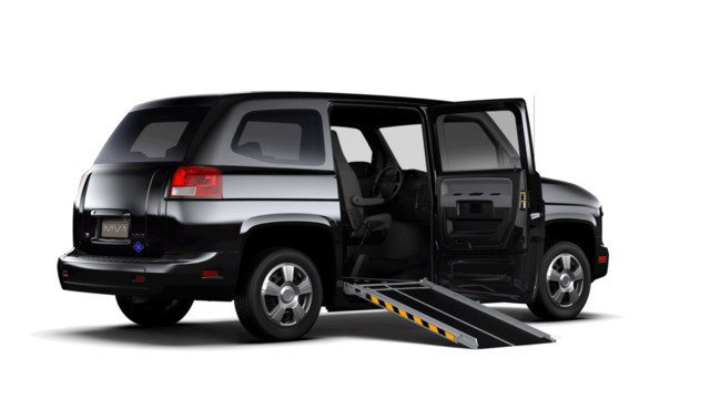 Revolutionary MV-1 Wheelchair-Accessible Vehicle Now Available in more than 100 U.S. Dealerships