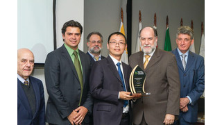 BYD Receives Inovacidade Award