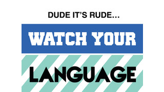 SEPTA Launches 'Dude Its Rude' Passenger Etiquette Campaign
