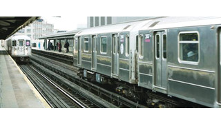 Huber+Suhner YAGI Antennas Provide Train-to-Track Communications for New York City Subway