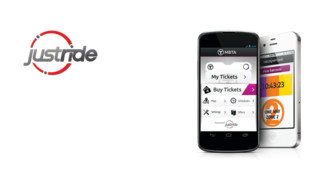 JustRide Mobile Ticketing