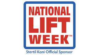 National Lift Week Kicks Off Oct. 6-12 with Live Demos, Hands-on Events and Safety Briefings Courtesy of Official Sponsor, Stertil-Koni