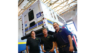 Las Vegas Business Delivers 80 Newly Outfitted Paratransit Buses to RTC