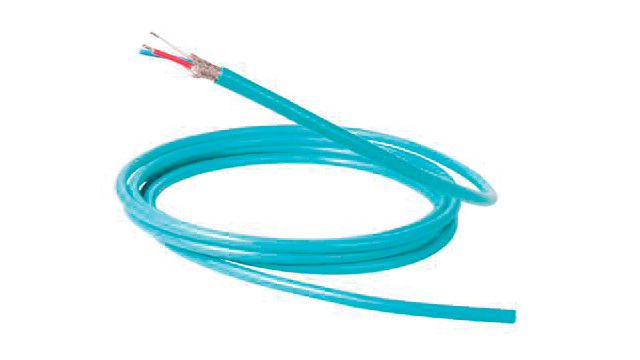 Huber+Suhner Launches 120 Ohm Databus Cable for Rail Vehicles